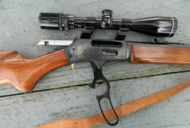 .444 Marline Lever-action rifle