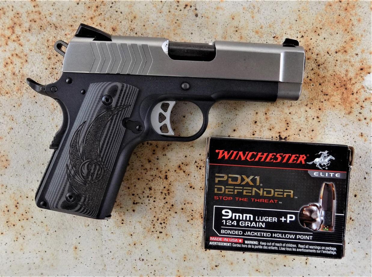 Winchester PDX1 Defender ammunition