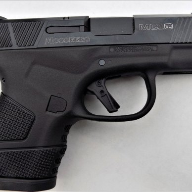 Mossberg MC1 pistol right profile black