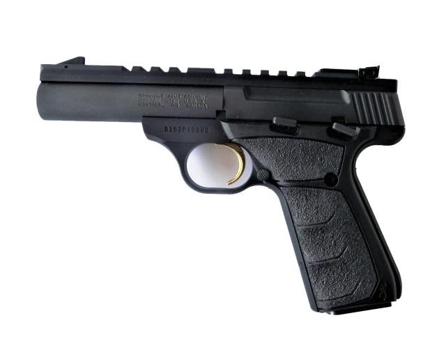 Browning Buckmark .22 LR pistol left profile