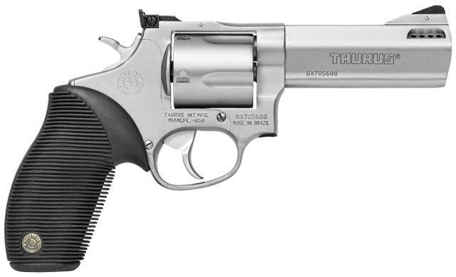 Taurus Tracker 44 revolver right profile