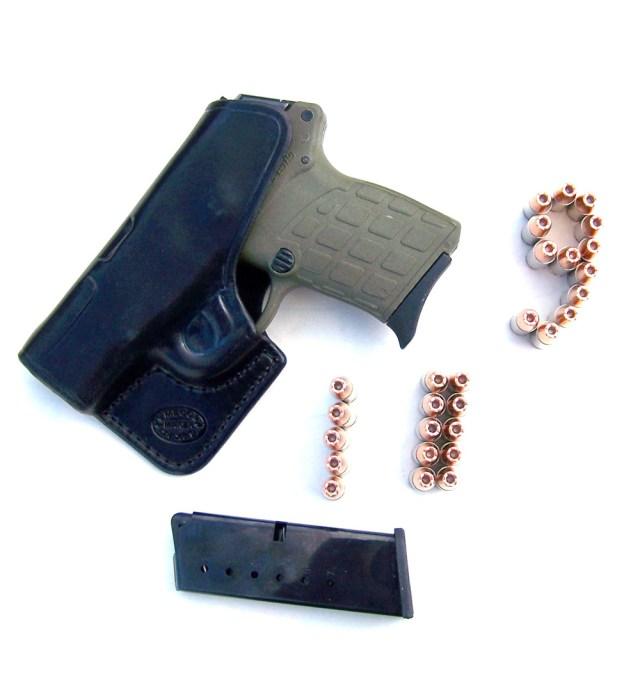 Kel-Tec 9mm pistol
