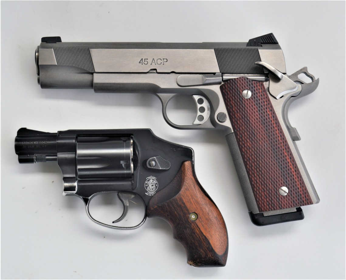 Concealed Carry Choices and Modes - The Shooter's Log