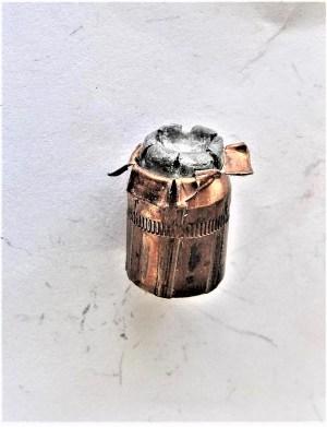 250-grain Hornady XTP bullet