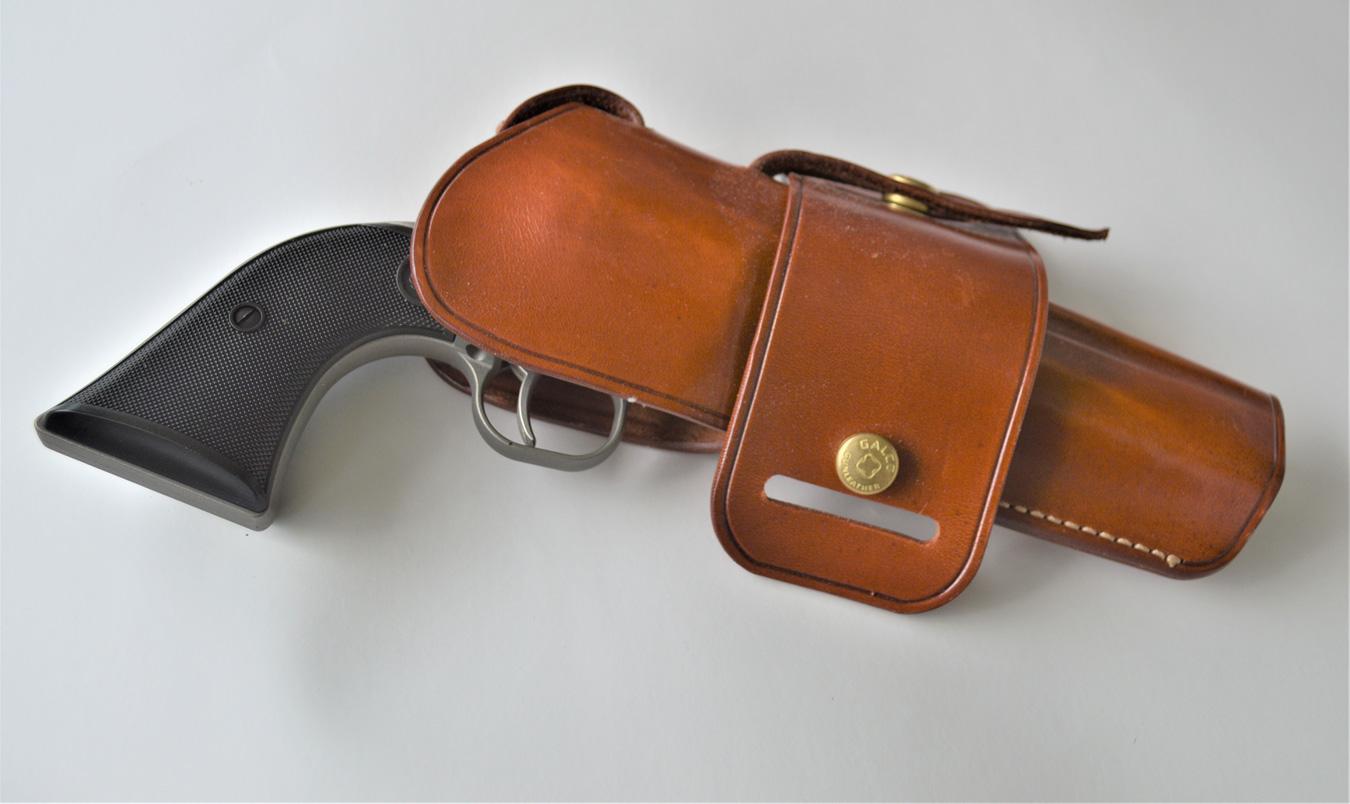 Range Report: Ruger Wrangler  22 - The Shooter's Log