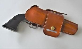 Galco Wheelgunner holster