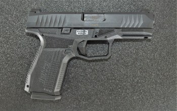 Arex Rex Delta pistol right profile