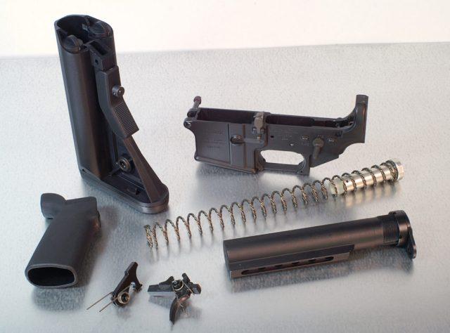 URG-I lower parts