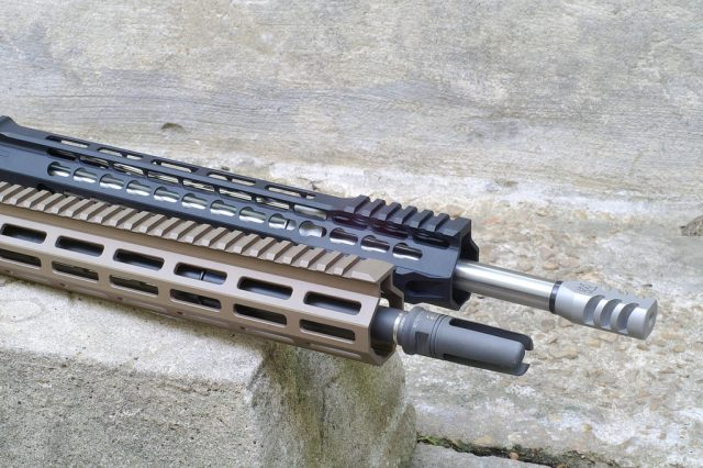 URG-I with standard carbine
