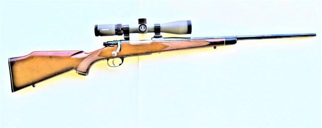 Bushnell Nitro scope wide view
