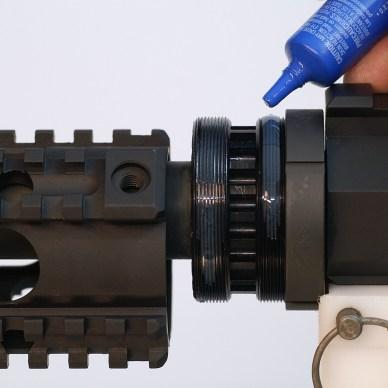 ar-15 glue guide