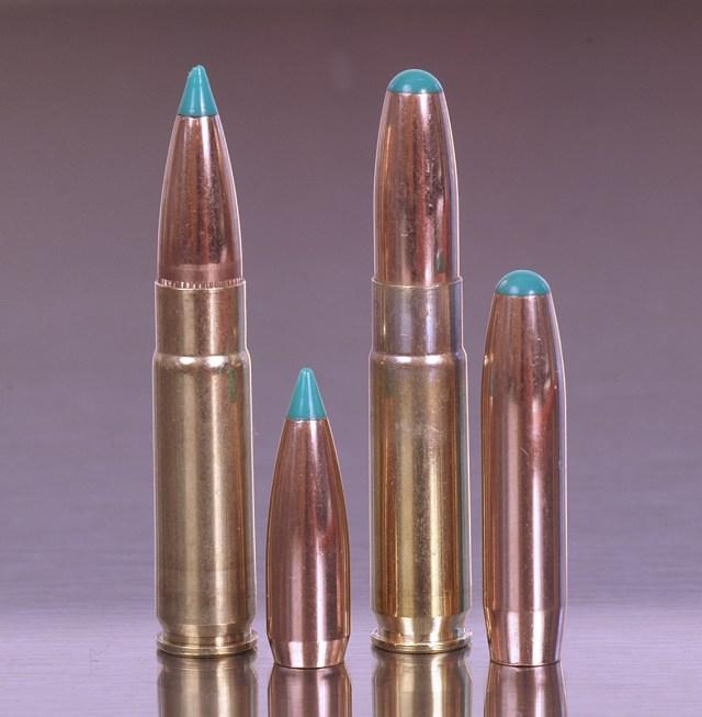 hornaday subsonic 200-grain cartridges
