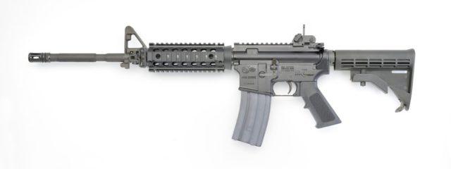 home defense rifle options