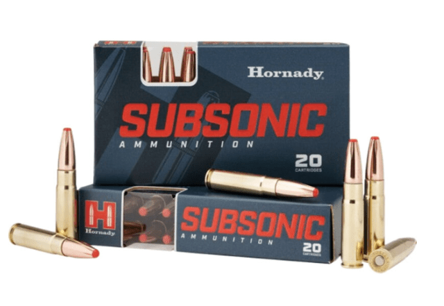 Hornaday .300 Blackout Ammo 190 grains