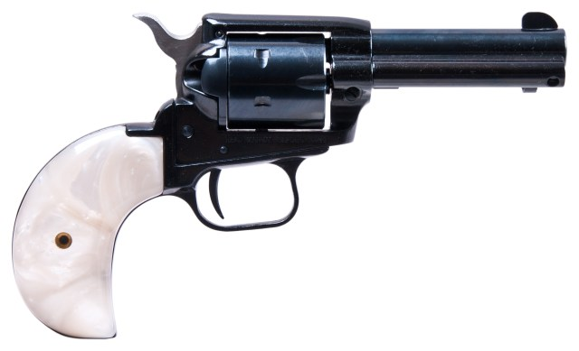 Heritage revolver