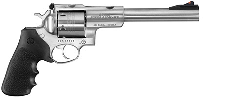 Ruger facts - revolver