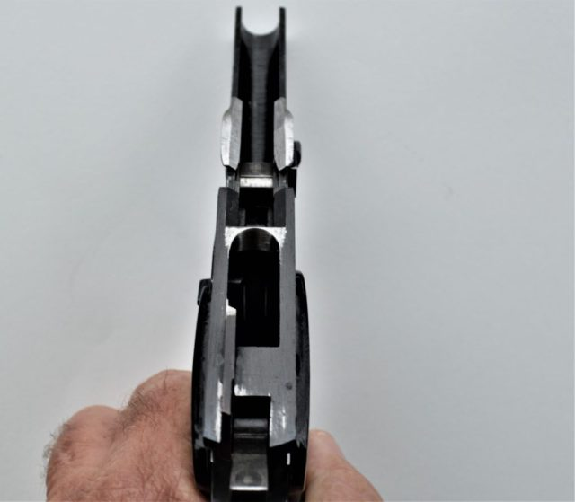 951 type handgun