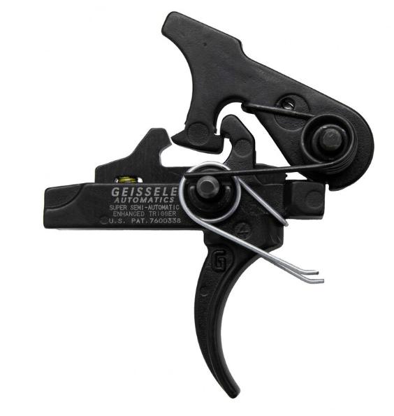 Geissele ar-15 ssa-e trigger