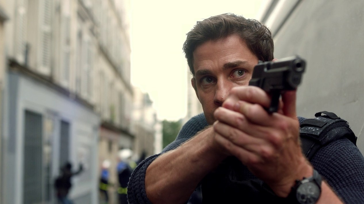 Jack Ryan Guns - Season 1