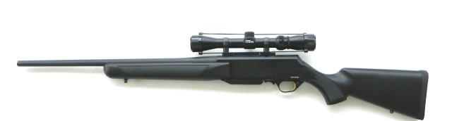 .308 BAR rifle