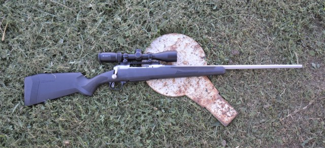 Savage 110 Storm Rifle