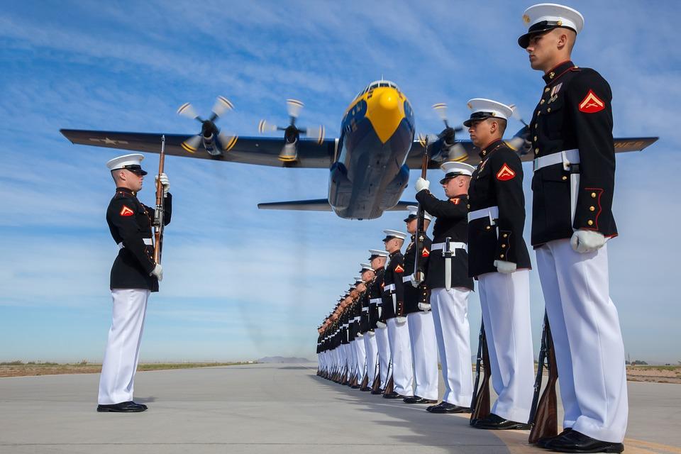 marine corps legends - birthday