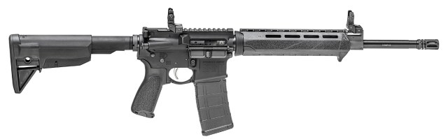 Springfield Saint AR-15 - Side View