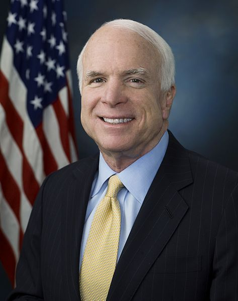 John McCain - Navy Legends