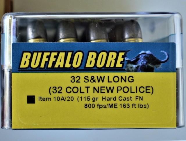 Buffalo Bore Outdoorsman