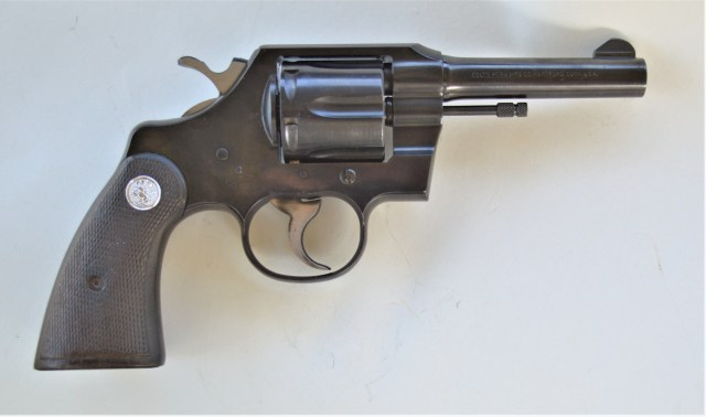 Colt Official Police