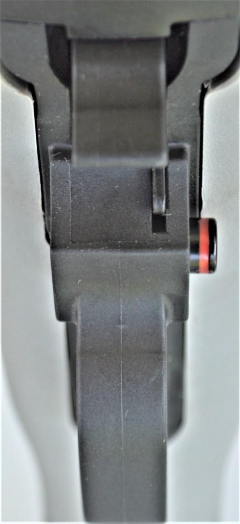 Ruger 10/22 Safety Position