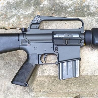 AR-15 history - model 602