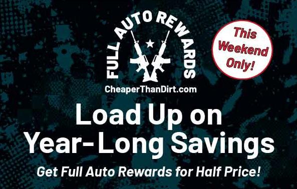 Full Auto Rewards - Black Rifle Weekend
