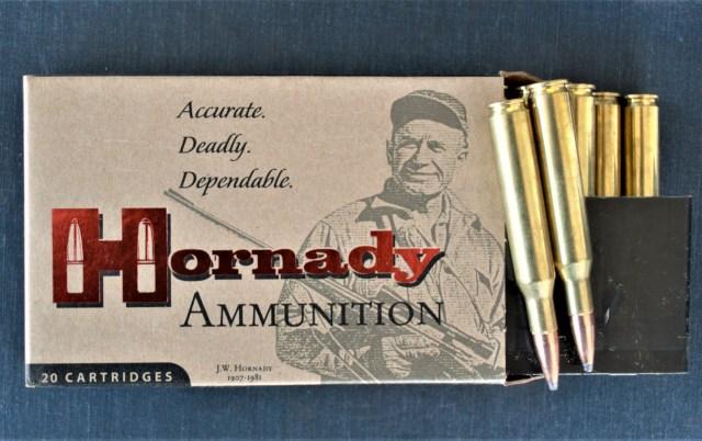 Hornady ammo
