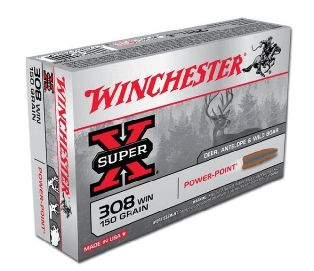 Winchester Ammo - Offhand Shooting