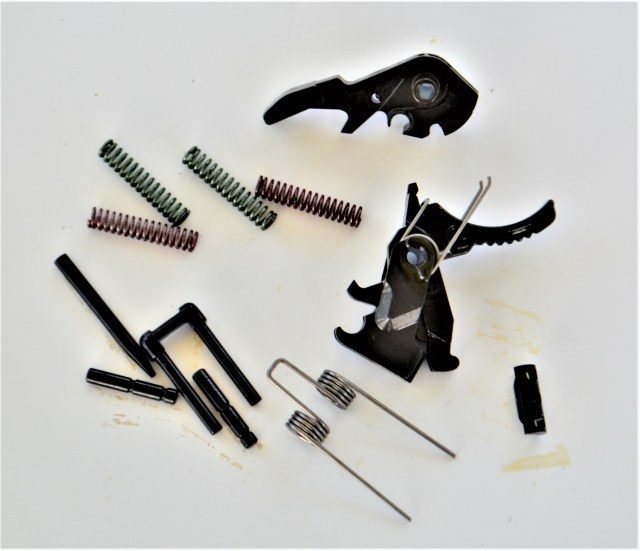 Aftermarket AK and AR Parts