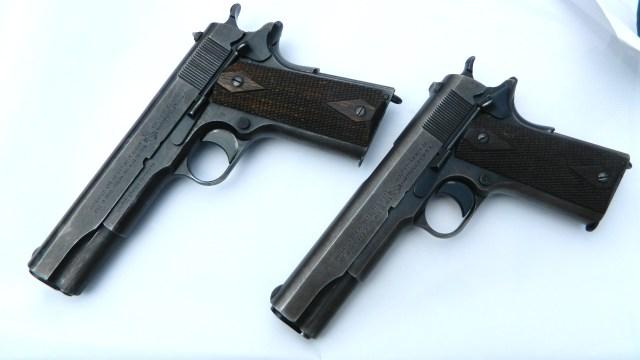 1911 - pre-1911A1 models