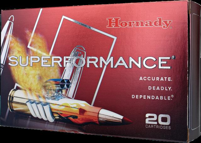 superformance loads - rifle cartridges