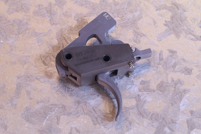 wilson combat modular two-stage trigger