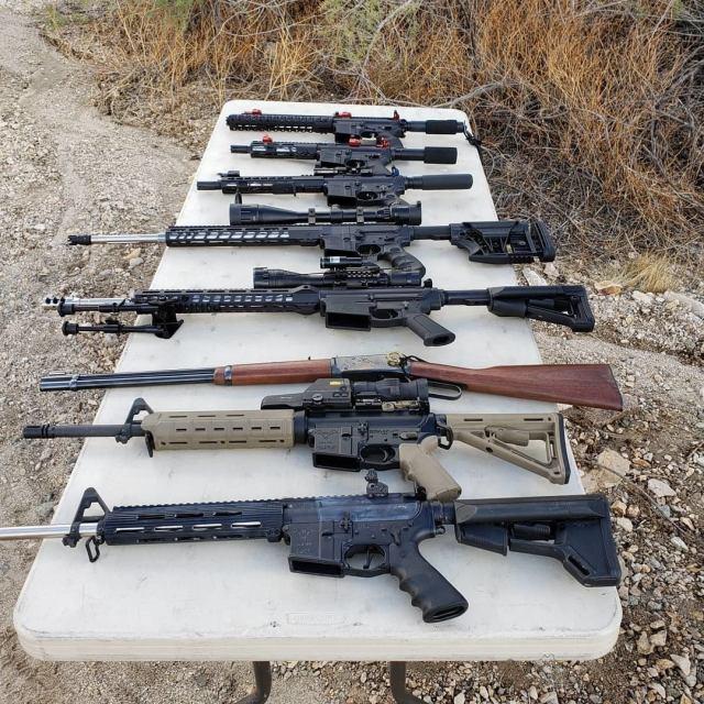 Range Day Friday - AR-15s