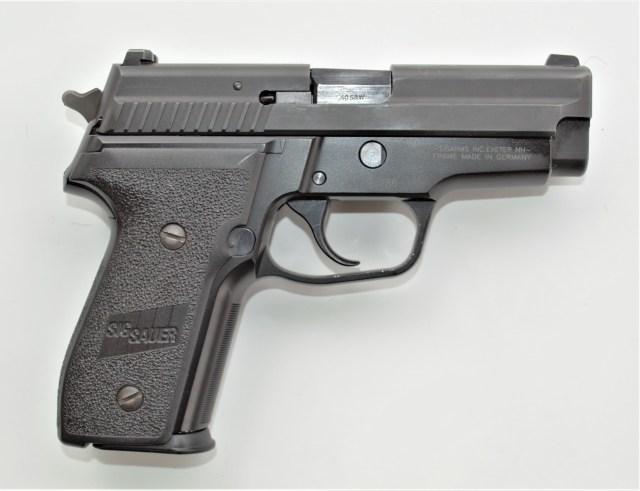 .40 SIG P229 - handgun weight