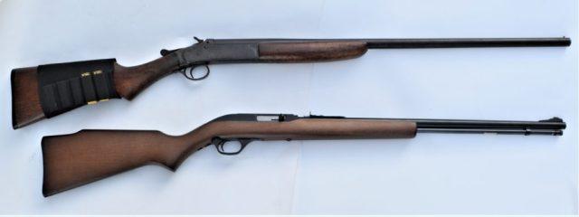 cheapest gun - knockabout