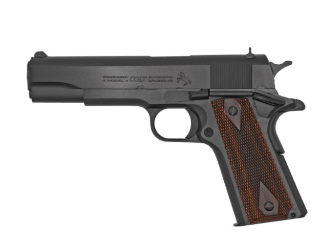 colt series 70 - concealed carry handguns