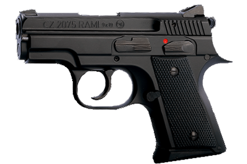 CZ 2075 RAMI - concealed carry handguns