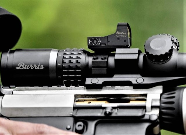 FastFire 3 Back Up Sight
