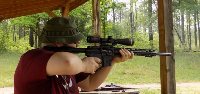 MSR - Modern Sporting Rifle