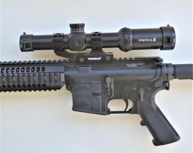 Omnia 6 scope