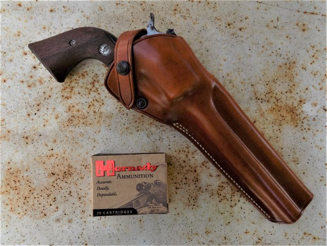 Galco Holster - Double-Barrel Magnums