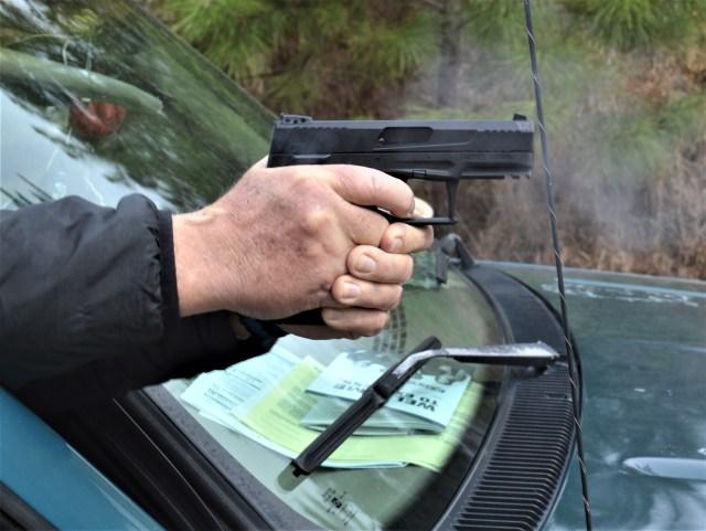 Taurus TX22 .22 pistol