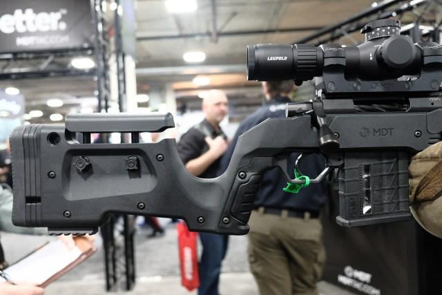 2020 SHOT Show - stock